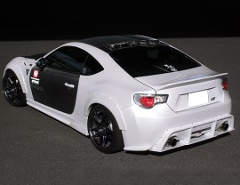 Toyota GT86 Japan Wheel Arch Extensions