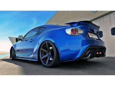 Toyota GT86 MX Rear Bumper Extensions
