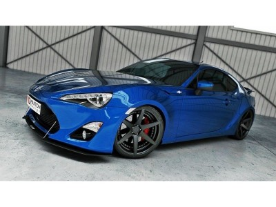 Toyota GT86 Racer Front Bumper Extension