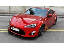 Toyota GT86 Racer-X Front Bumper Extension