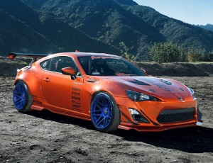 Toyota GT86 Storm Wide Body Kit