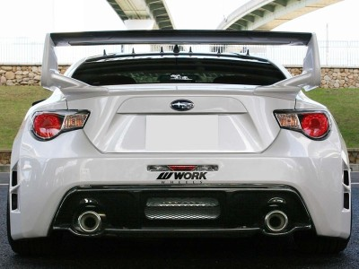 Toyota GT86 Strider Rear Wing