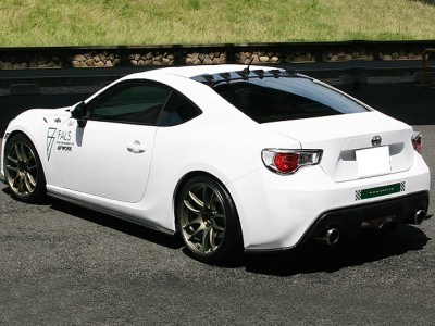 toyota gt86 tuning heckstossstange stossstange. Black Bedroom Furniture Sets. Home Design Ideas