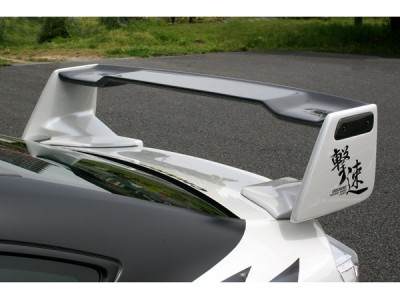 Toyota GT86 Wave Rear Wing