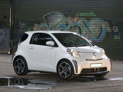 Toyota IQ Body Kit Mystic