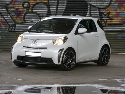Toyota IQ Mystic Front Bumper Extension
