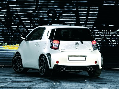 Toyota IQ Mystic Rear Bumper Extension