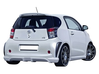 Toyota IQ Porter Rear Bumper Extension