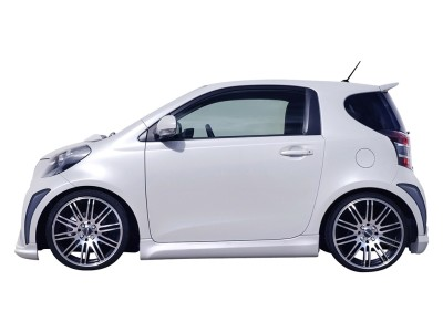 Toyota IQ Porter Side Skirts