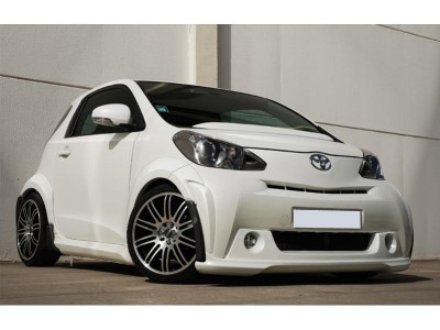 Toyota IQ Porter Wide Body Kit