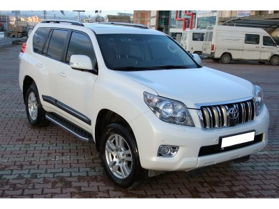 Toyota Land Cruiser Prado J150 Helios Running Boards