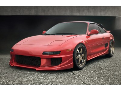 Toyota MR2 Apex Side Skirts