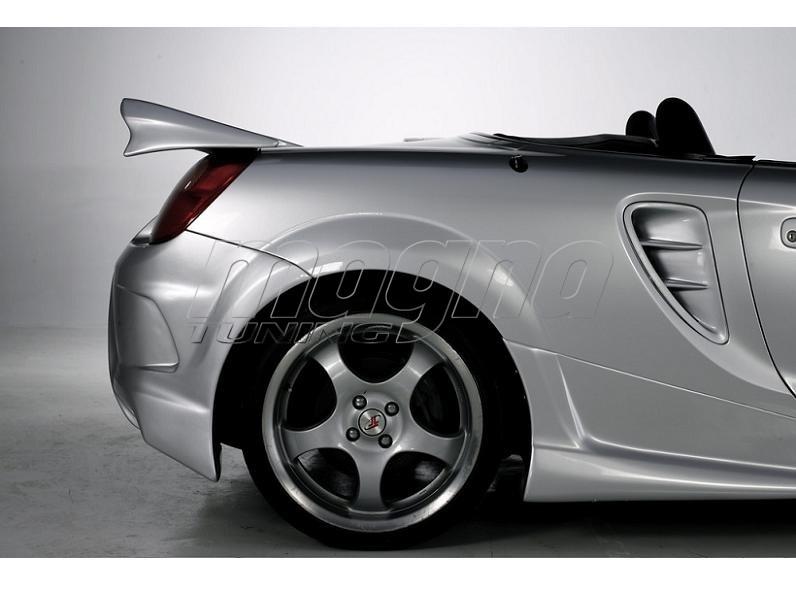 Toyota MR2 J-Style Seitlichen Lufteinlasse