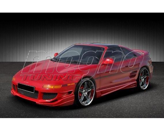 Toyota MR2 KX-Racing Front Bumper