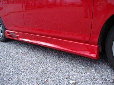 Toyota Paseo F-Style Side Skirts