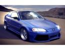 Toyota Paseo Lambo-Style Body Kit