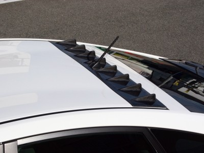 Toyota Prius Japan-Style Rear Wing
