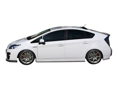 Toyota Prius Japan-Style Side Skirts