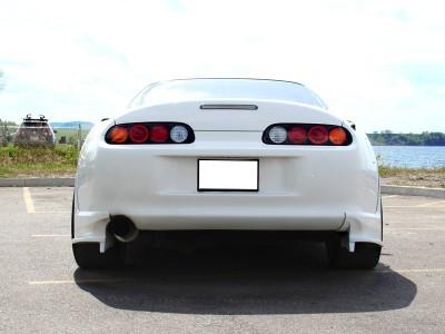 Toyota Supra MK4 AeroLine Rear Bumper Extensions