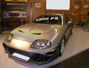 Toyota Supra MK4 Lost Front Bumper
