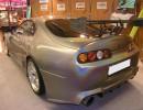 Toyota Supra MK4 Lost Rear Bumper