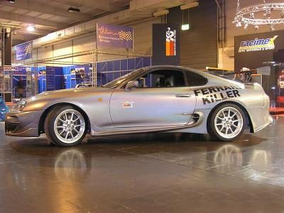 Toyota Supra MK4 Praguri Lost