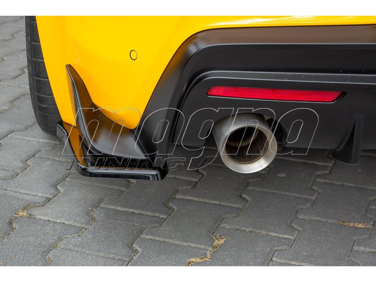 Toyota Supra MK5 MX Rear Bumper Extensions