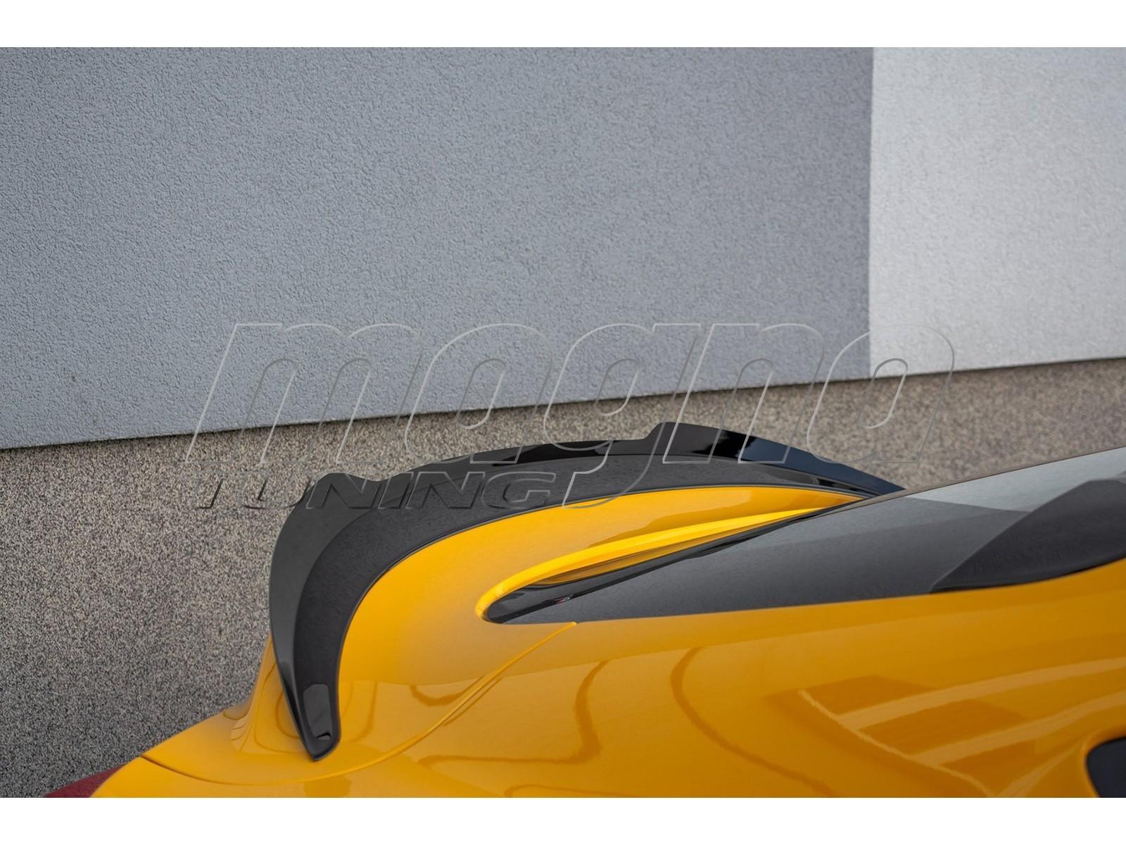 Toyota Supra MK5 MX Rear Wing