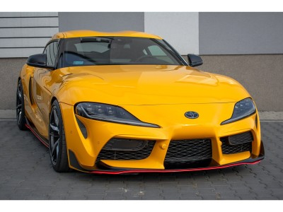 Toyota Supra MK5 Matrix Front Bumper Extension