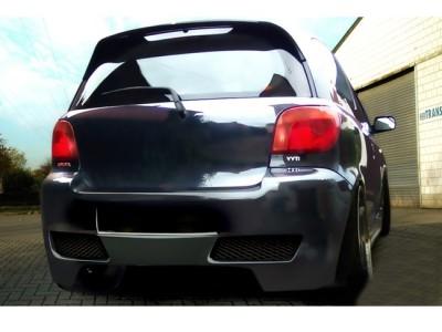 Toyota Yaris Bara Spate H-Design