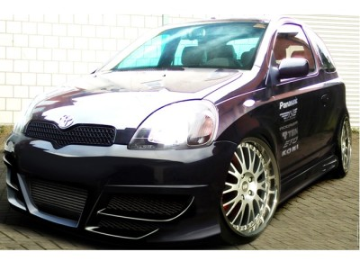 Toyota Yaris Body Kit H-Design
