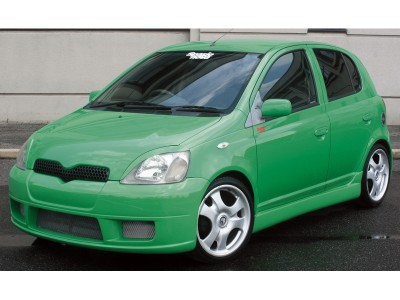 Toyota Yaris Body Kit Japan
