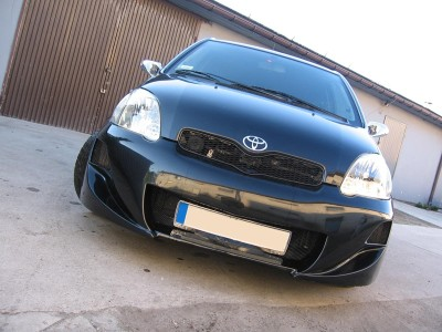 Toyota Yaris Body Kit Kioto