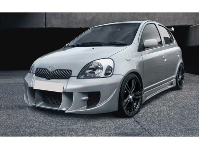 Toyota Yaris Boost Side Skirts