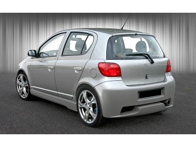 Toyota Yaris Hun Heckstossstange