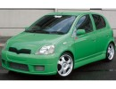 Toyota Yaris Japan Body Kit