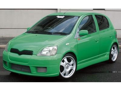Toyota Yaris Japan Front Bumper