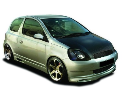 Toyota Yaris KX-18 HB Front Bumper Extension