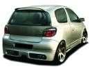 Toyota Yaris KX-18 HB Rear Bumper Extension