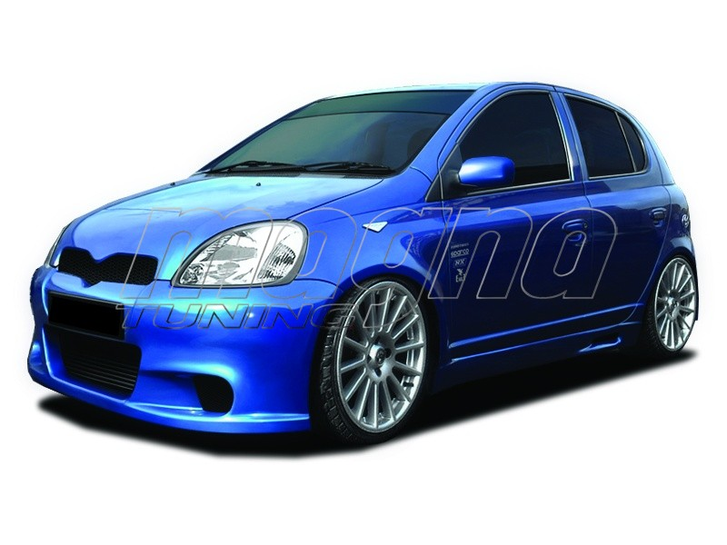 Toyota Yaris Kx 19 Body Kit