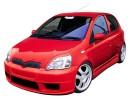 Toyota Yaris MK1 Facelift Japan Front Bumper