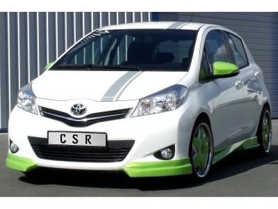 Toyota Yaris MK3 Extensii Bara Fata Crono