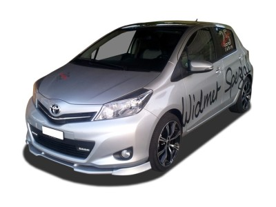 Toyota Yaris MK3 Verus-X Front Bumper Extension