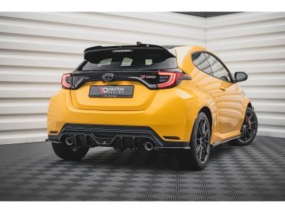 Toyota Yaris MK4 GR M2 Rear Bumper Extension