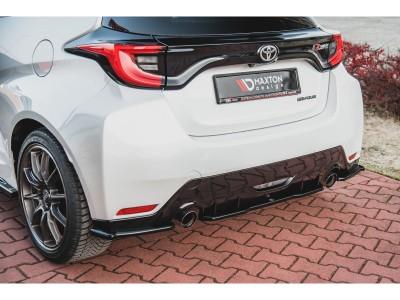 Toyota Yaris MK4 GR MX Heckansatz