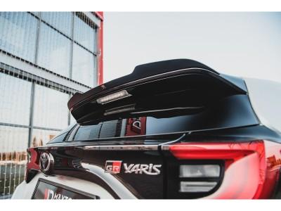 Toyota Yaris MK4 GR MX Rear Wing Extension