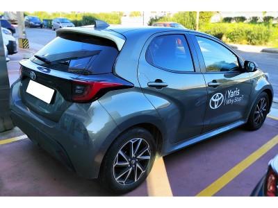 Toyota Yaris MK4 Sport Rear Wing Extension