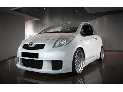 Toyota Yaris Matrix Front Bumper