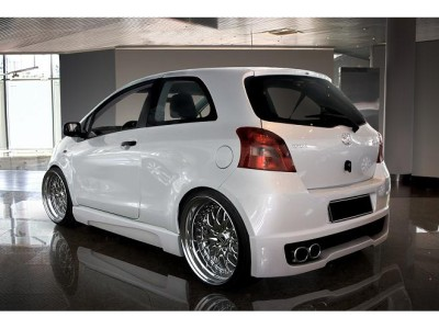 Toyota Yaris Matrix Side Skirts