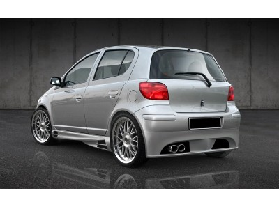 Toyota Yaris NT Rear Bumper Extension